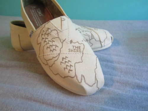 lord of the rings TOMS