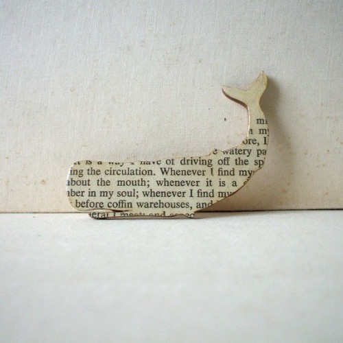 moby dick brooch