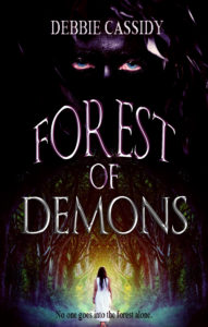 Forest of Demons NEW darker blue hues